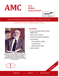 Ver Vol. 59 Núm. 2 (2017): Acta Médica Costarricense Abril-Junio 2017